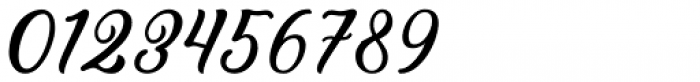 Clarkson Script Font OTHER CHARS