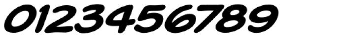 Classic Comic Bold Italic Font OTHER CHARS