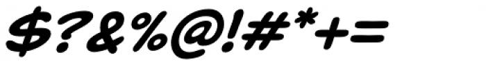 Classic Comic Medium Italic Font OTHER CHARS