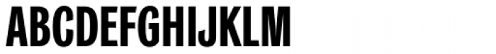 Classic Grotesque Pro Cm Bold Font UPPERCASE