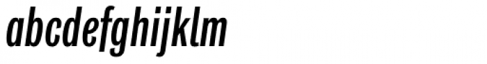 Classic Grotesque Pro Cm Medium Italic Font LOWERCASE