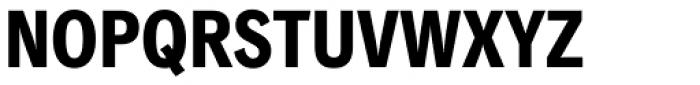 Classic Grotesque Pro Cn Bold Font UPPERCASE