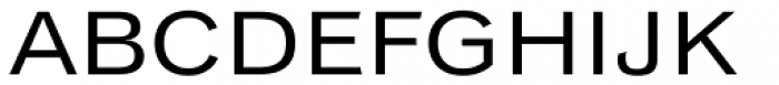 Classic Grotesque Pro Extended Font UPPERCASE
