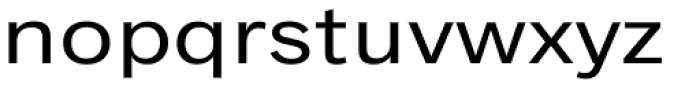 Classic Grotesque Pro Extended Font LOWERCASE