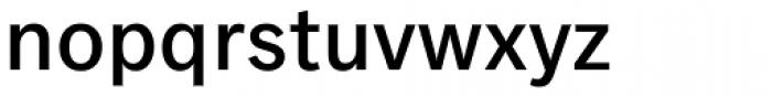 Classic Grotesque Pro-Medium Font LOWERCASE