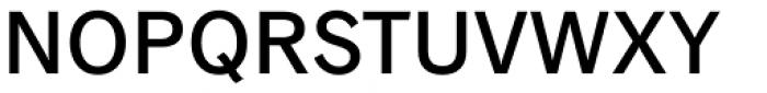Classic Grotesque Std Medium Font UPPERCASE