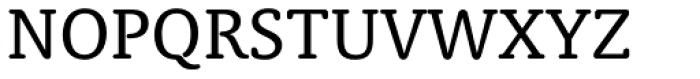 Classic Round Regular Font UPPERCASE