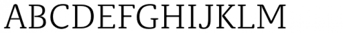 Classic Round Thin Font UPPERCASE