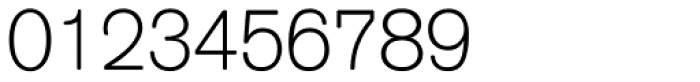 Classic Sans Rounded XLight Font OTHER CHARS