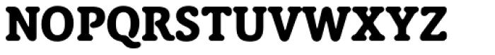 Classic XtraRound Heavy Font UPPERCASE