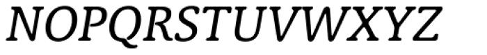 Classic XtraRound Italic Font UPPERCASE