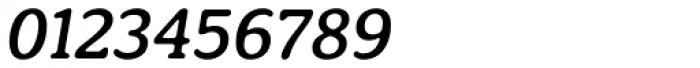 Classic XtraRound Medium Italic Font OTHER CHARS