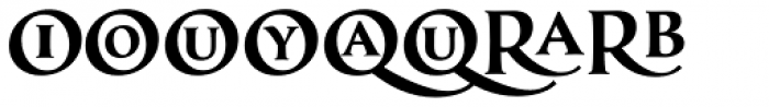 Classica Prestige C Medium Font OTHER CHARS