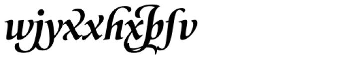 Classica Prestige F Bold Font OTHER CHARS