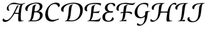 Classica Prestige F Normal Font LOWERCASE