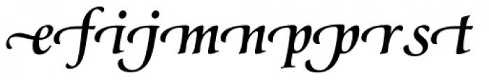 Classica Prestige G Medium Font LOWERCASE