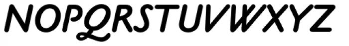 Claude Sans Std Bold Italic Font UPPERCASE
