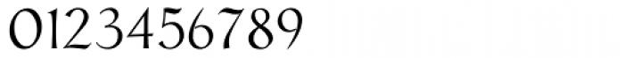 Claustrum Regular Font OTHER CHARS