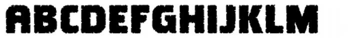 Clayborn Regular Font UPPERCASE
