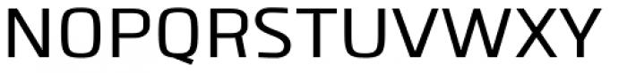 Clio XS Regular Font UPPERCASE