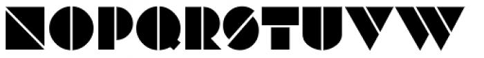 Clip Joint JNL Font LOWERCASE