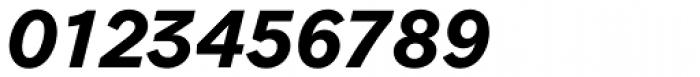 Clobber Grotesk Bold Italic Font OTHER CHARS