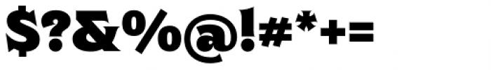 Clockmaker Black Font OTHER CHARS