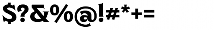 Clockmaker Bold Font OTHER CHARS