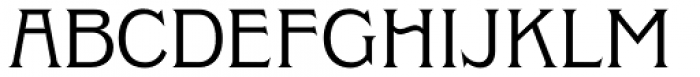 Clockmaker Regular Font UPPERCASE
