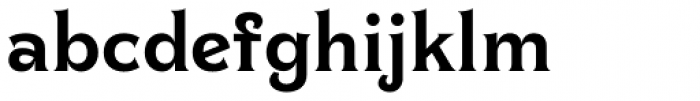 Clockmaker Semi Bold Font LOWERCASE