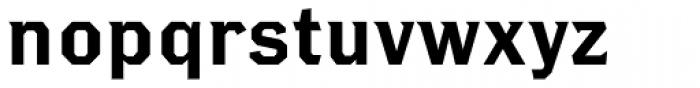 Clockpunk Font LOWERCASE