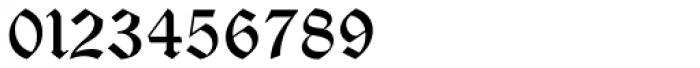 Cloister Black Font OTHER CHARS