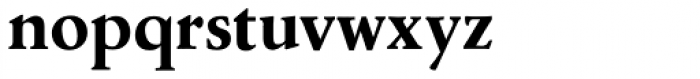 Cloister URW Ad Weight Font LOWERCASE