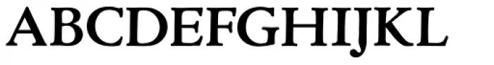 Cloister URW Bold Font UPPERCASE