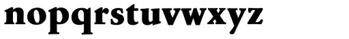 Cloister URW Over Weight Font LOWERCASE