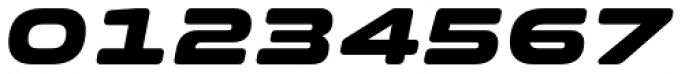 Clonoid Black Italic Font OTHER CHARS
