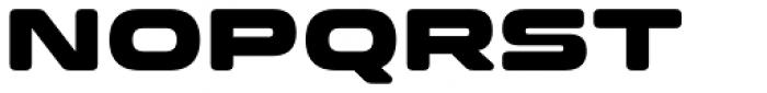 Clonoid Black Font UPPERCASE