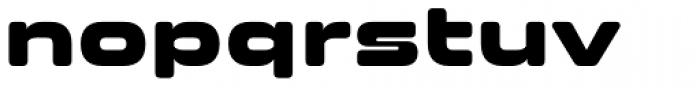 Clonoid Black Font LOWERCASE