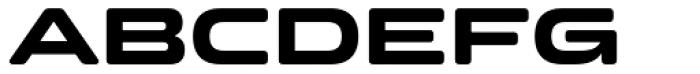 Clonoid Bold Font UPPERCASE