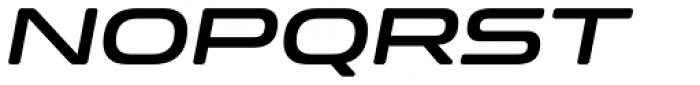 Clonoid SemiBold Italic Font UPPERCASE