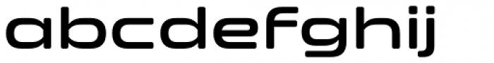 Clonoid SemiBold Font LOWERCASE
