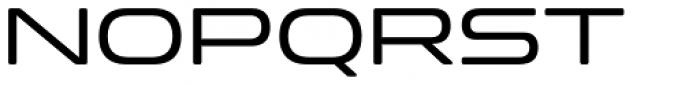 Clonoid Font UPPERCASE