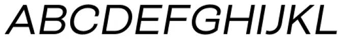 Closer Italic Font UPPERCASE