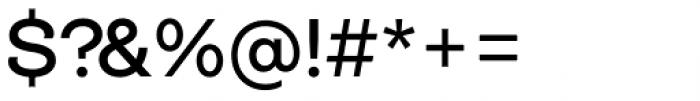 Closer Text Medium Font OTHER CHARS