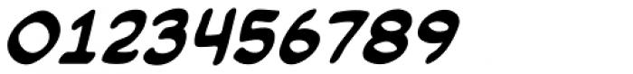 Cloudsplitter LC BB Bold Italic Font OTHER CHARS
