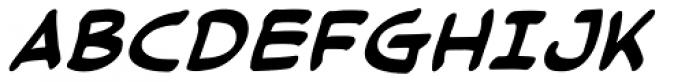 Cloudsplitter LC BB Bold Italic Font UPPERCASE