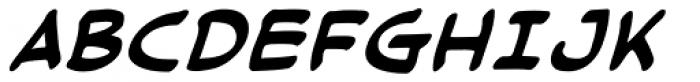 Cloudsplitter UC BB Bold Italic Font UPPERCASE