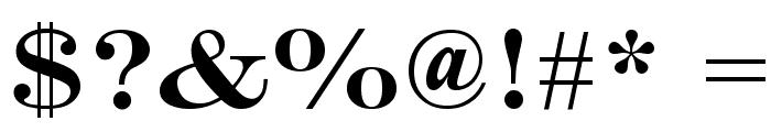CM PRADAESQUE Regular Font OTHER CHARS