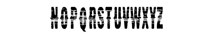 CM Western Woodblock -demo Font LOWERCASE