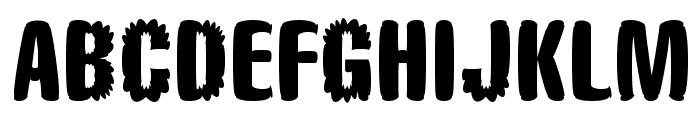 CMBloat Font UPPERCASE